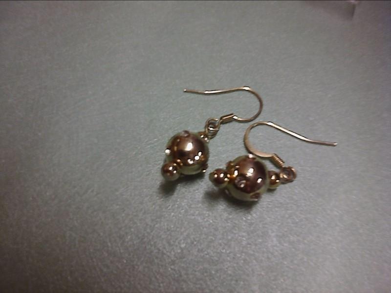 Earrings Silver Stainless 3dwt