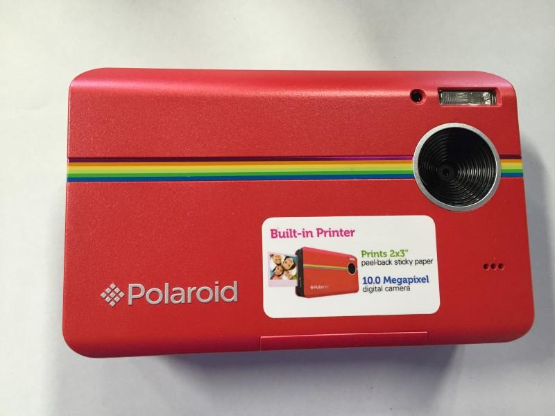POLAROID DIGITAL PRINT CAMERA, MODEL #Z2300, GOOD CONDITION