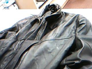 Clothing LEATHER JACKET