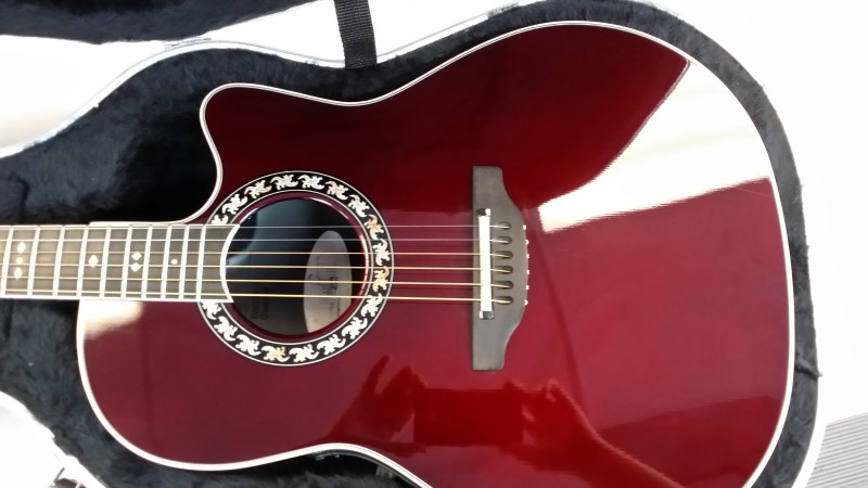 OVATION GUITAR 1777LX