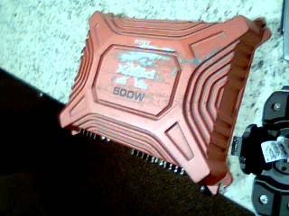 SONY Car Amplifier XPLOD 500W