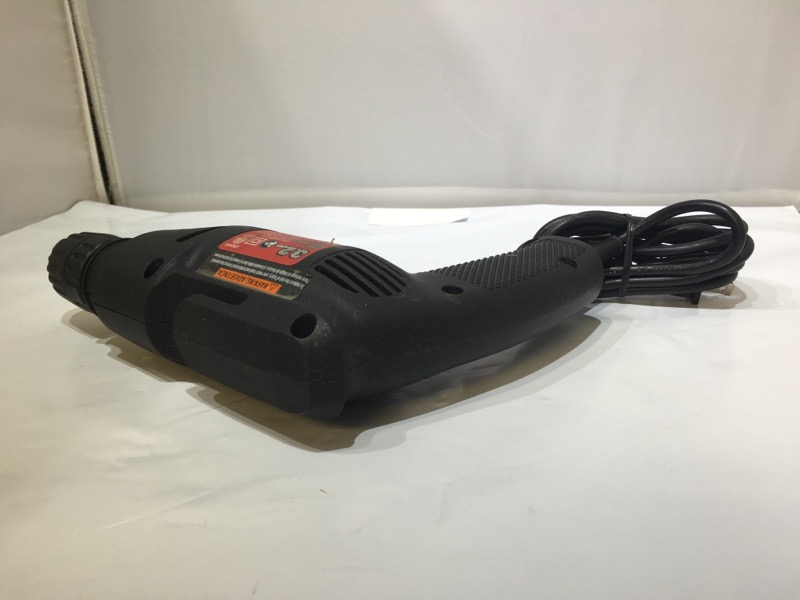 ULTRA STEEL Corded 3/8 IN. REVERSIBLE DRILL