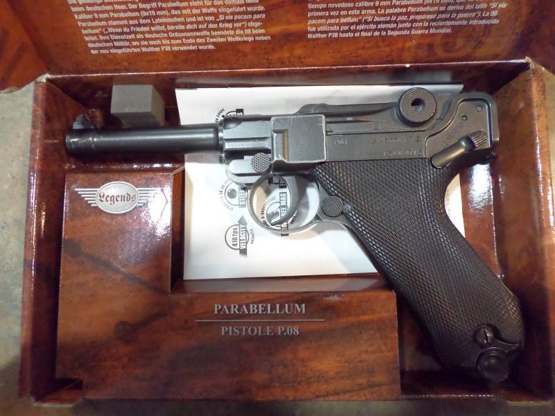 URAMEX Air Gun/Pellet Gun/BB Gun P.08