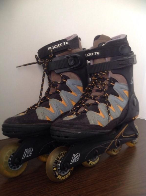 K2 In-Line Skates ROLLER BLADES
