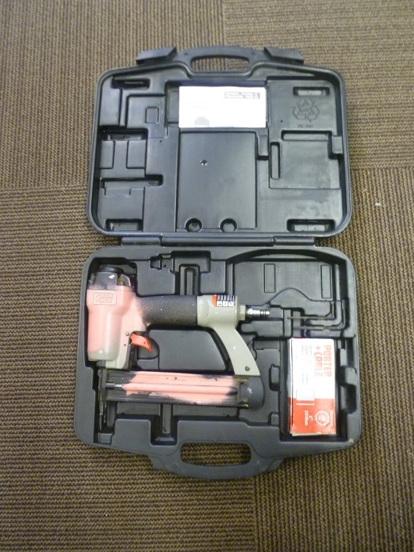 PORTER CABLE NAILERS & STAPLERS
