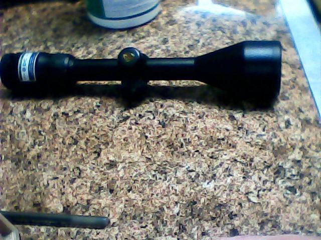 NIKON Firearm Scope PROSTAFF 3-9X50 BDC