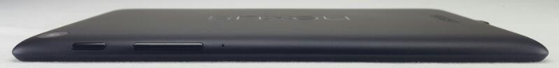 """ASUS Tablet NEXUS 7 by Google Wi-fi 16gb Black 7"""" K008"""