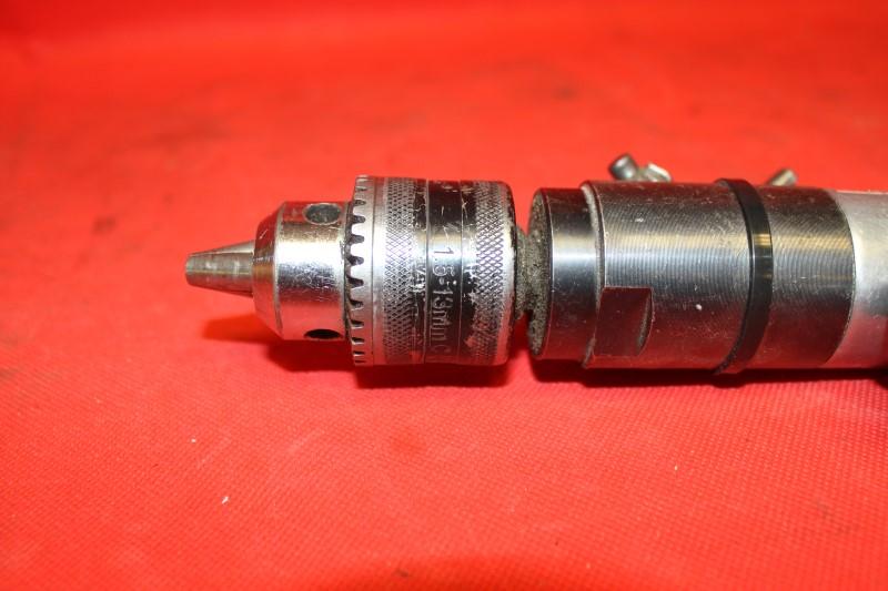 "Mac Tools 1/2"" reversible keyed chuck air drill AD590 pneumatic"