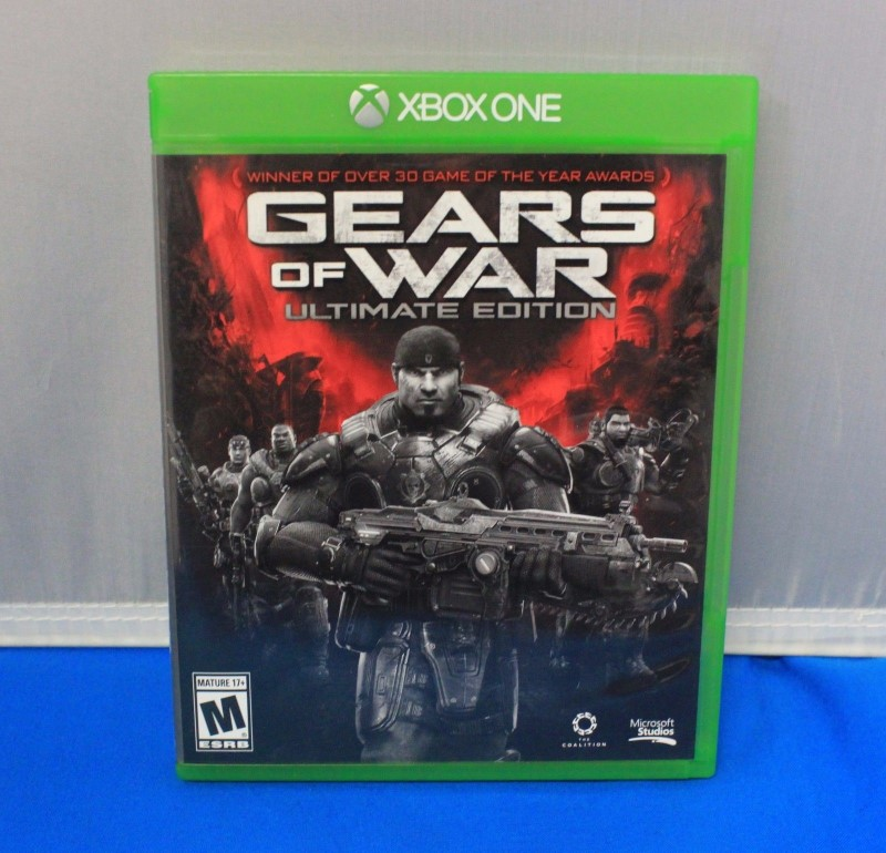 Gears of War: Ultimate Edition (Microsoft Xbox One, 2015)