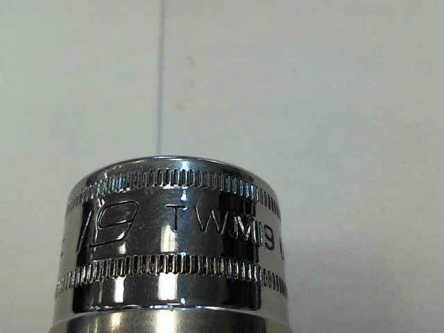 SNAP ON Sockets/Ratchet TWM19