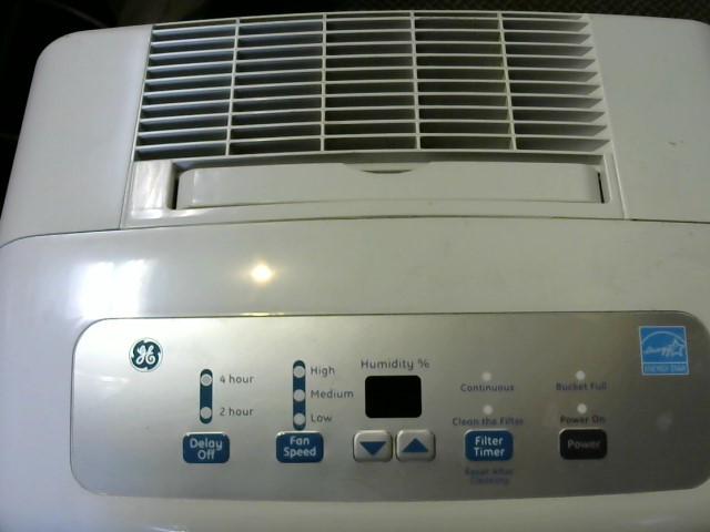 GE Air Purifier & Humidifier ADEL50LRL1