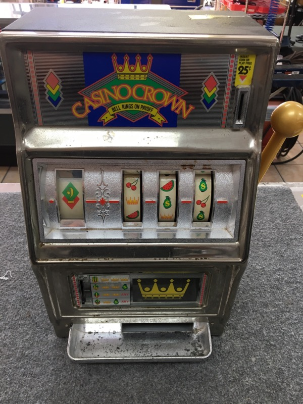 CROWN ELECTRIC CASINO CROWN