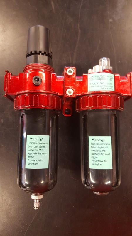 CENTRAL PNEUMATIC Air Compressor 42035