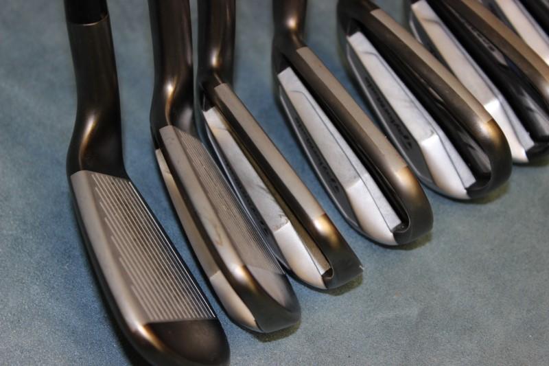 TaylorMade SpeedBlade Irons Set