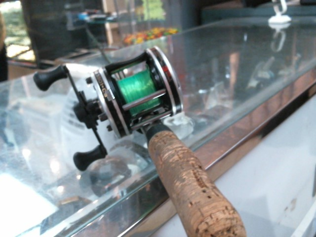 ABU GARCIA Fishing Reel AMBASSADEUR 5501 C3