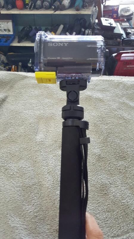 SONY Camcorder HDR-AS15