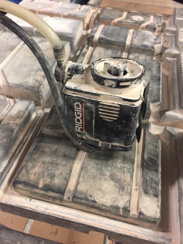 RIDGID TOOLS Tile Saw R4091