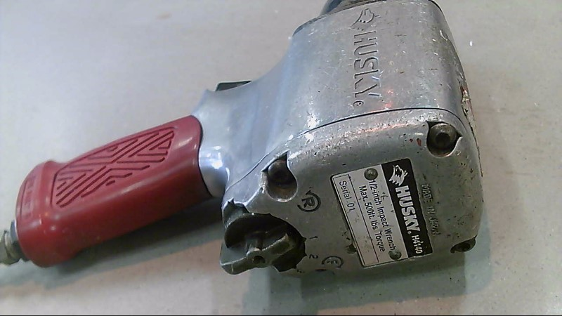 """Husky 1/2"""" Impact Wrench H4140 Red Grip"""