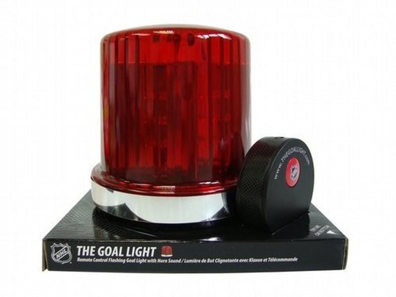 FAN FEVER Sports Memorabilia THE GOAL LIGHT ALARM CLOCK