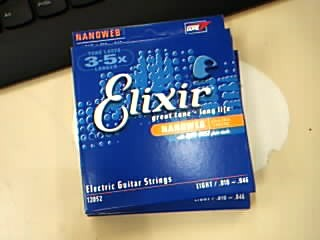 ELIXIR Musical Instruments Part/Accessory 12052