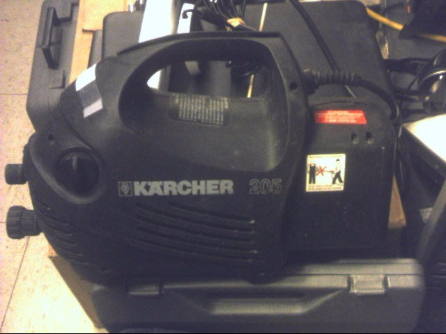 KARCHER Pressure Washer 205 PLUS