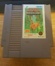 NINTENDO Nintendo NES Game IKARI WARRIORS