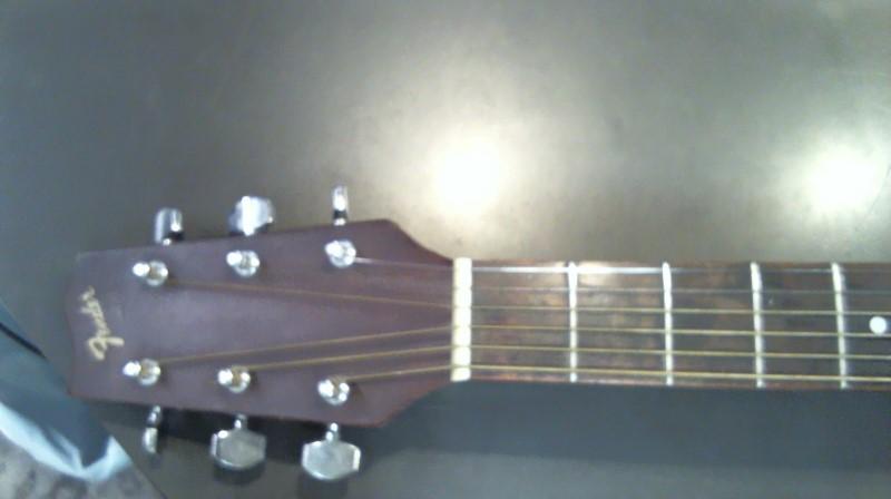 FENDER Acoustic Guitar GEMINI II