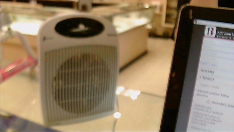 HOLMES HEATER 1 TOUCH HFH442