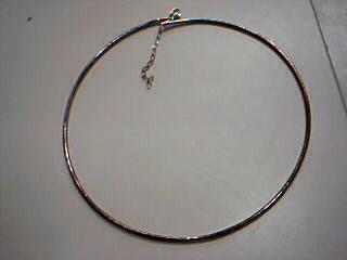 "20"" Silver Chain 925 Silver 11.1g"