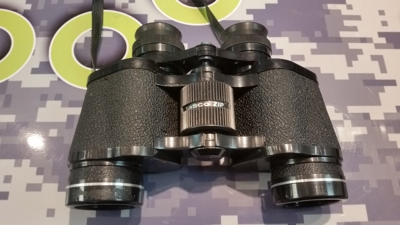 Tasco Zip 2001 7x35mm Wide Angle 175m/1000m Binoculars