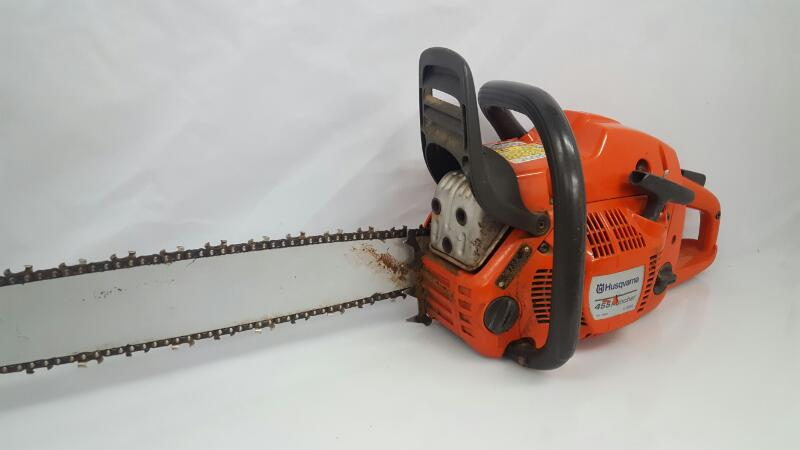 HUSQVARNA Chainsaw 455 RANCHER