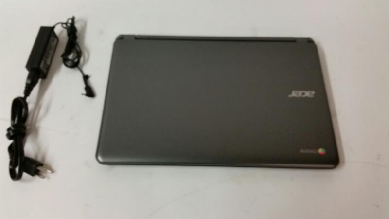 Acer Chromebook 15 - Ram 2gb - Processor 2.16 GHz - HHD 16gb