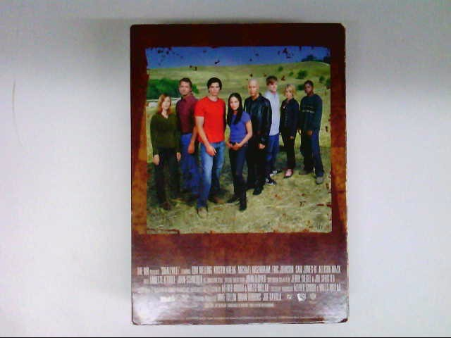 DVD SMALLVILLE SEASON 1