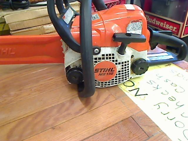 STIHL Chainsaw MS170 CHAINSAW