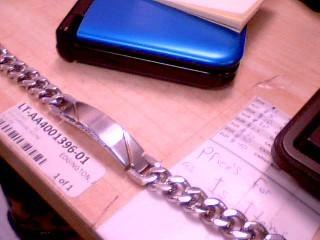 Silver Bracelet 925 Silver 50.2g