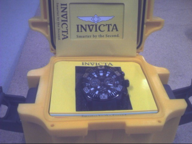 INVICTA Gent's Wristwatch 19533