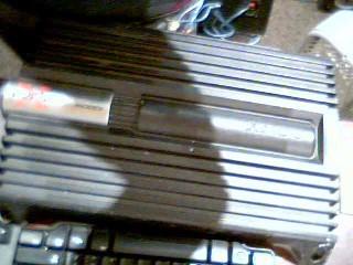 SONY Car Amplifier XM-ZR1852
