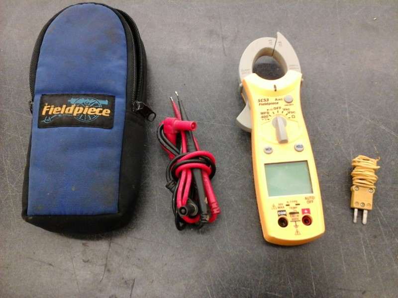 FIELDPIECE Multimeter SC53