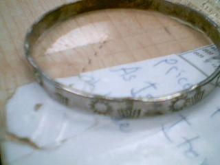 Silver Bracelet 925 Silver 18.1g