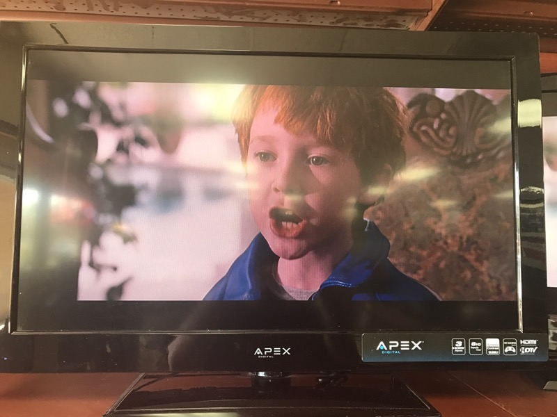 APEX Flat Panel Television LD3288M