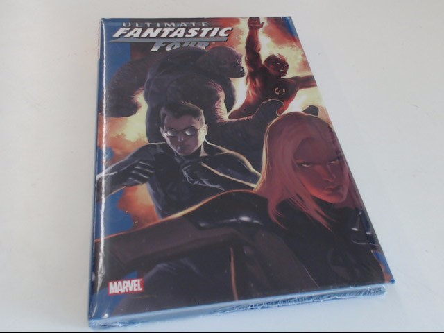 ULTIMATE FANTASTIC FOUR VOL 5