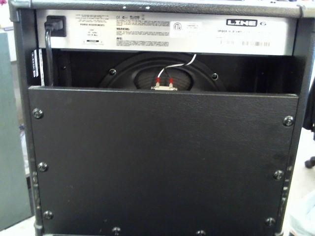 LINE 6 Electric Guitar Amp SPIDER IV 30 WATT