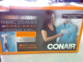 CONAIR Carpet Shampooer/Steamer GS23