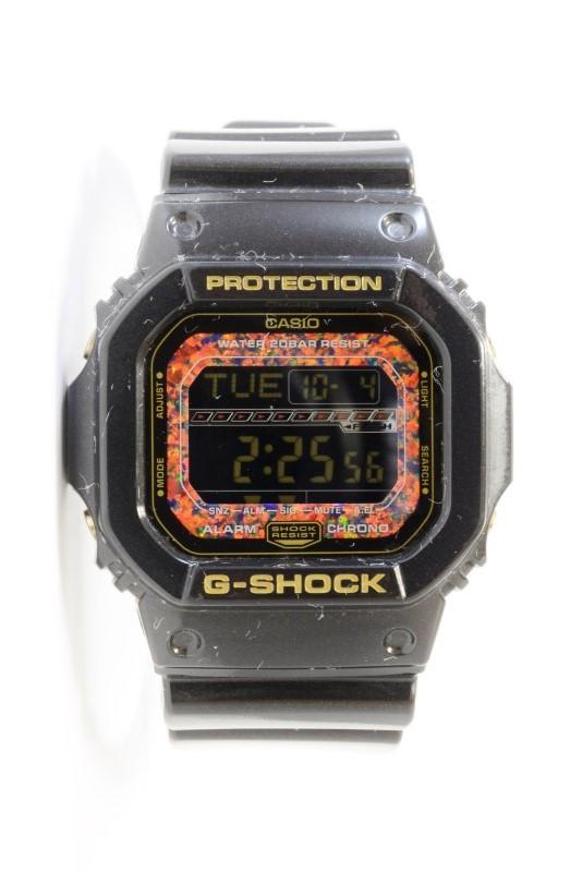 CASIO MEN'S G -SHOCK WATCH #3178, BLACK.
