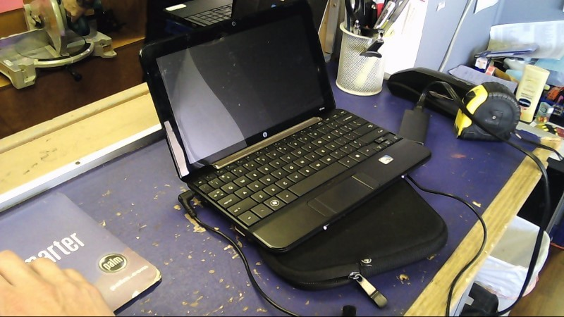 HEWLETT PACKARD Laptop/Netbook MINI 1000