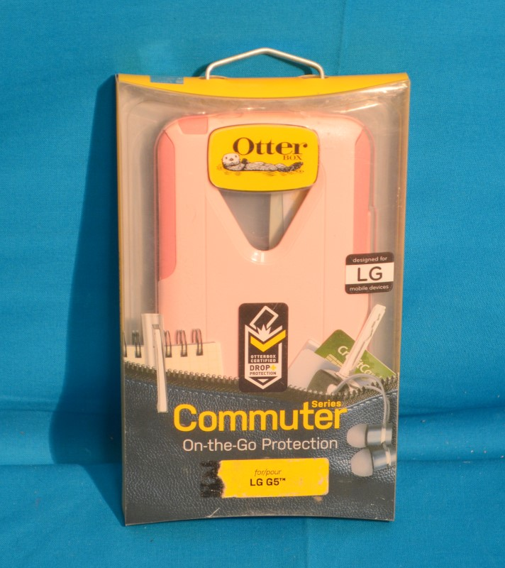 Otterbox 77-53330 Commuter Series LG G5 Pink Case