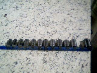 MATCO TOOLS Sockets/Ratchet SCPM136TA
