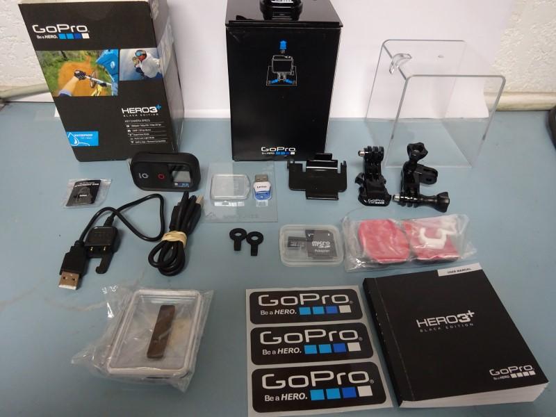 GOPRO Camcorder HERO 3+ (PLUS)