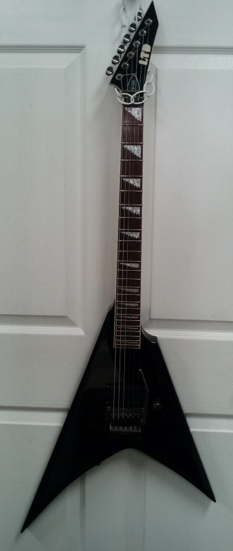 ESP Ltd Alexi Laiho 200 Signature Series Guitar *Has Damage*