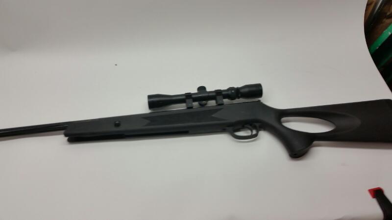 Winchester Model 1250ss Break-Barrel Air Rifle .177 Cal.